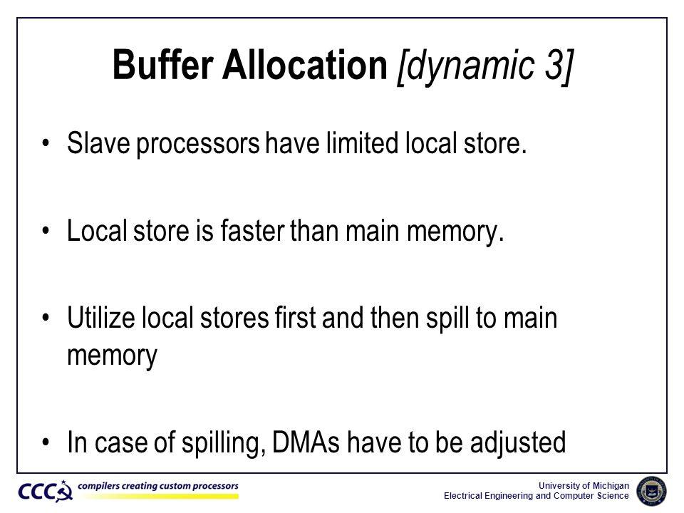 Buffer Allocation [dynamic 3]
